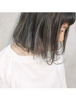 ミント(mint)アイスグレー