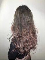 ソース ヘア アトリエ(Source hair atelier)【SOURCE】レッドハイライト