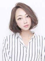 ヘアリゾート エーアイ 浅草橋店(hair resort Ai)丸みフェミニンボブ
