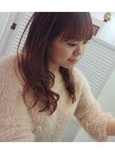 ◆潤いのトレンドヘア♪透明感の艶フルカラー+カット3700円【ロング料金なし】3,700円