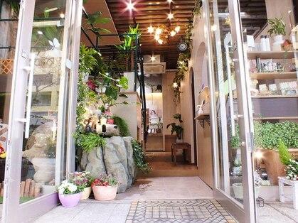ヘアガーデン テンダネス(hair garden 10derness)の写真