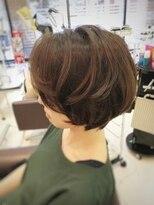 クール ヘアー ギャラリー 神明町店(COOL Hair gallery)エアリー大人ボブショート☆