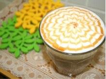 デコヘアーチップ(DECO HAIR Tip.)の雰囲気(約30種類のカフェ風ドリンクサービス☆季節限定ドリンクもあるよ)