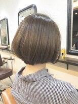 エトネ ヘアーサロン 仙台駅前(eTONe hair salon)【eTONe】奥行きボブ
