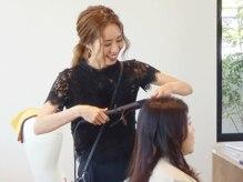 サラ ビューティー サイト 古賀店(SARA Beauty Sight)の雰囲気(女性スタッフが多いサロンです♪)