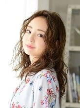 """アース 浜北店(HAIR&MAKE EARTH)""""愛され""""カジュアルモードウェーブ【EARTH浜北 店】"""