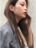 キース ヘアアンドメイク(kith. hair&make)恵比寿kith.本田寿雄×大人ストレートロング