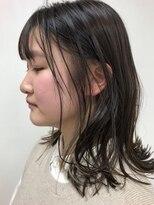 コレットヘア(Colette hair)インナーカラー
