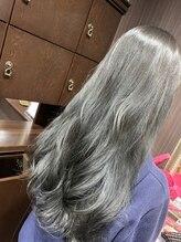 髪の美院 シャルマン ビューティー クリニック(Charmant Beauty Clinic)透明感グレージュ