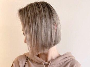 ゼン(Zen.)の写真/ミディアム・ロングヘアはもちろんショートヘアも得意。イメージチェンジでもお気軽にご相談ください。
