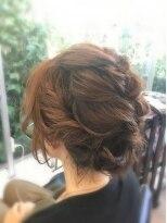 ティースタイル(hair salon t-style)アレンジヘアー