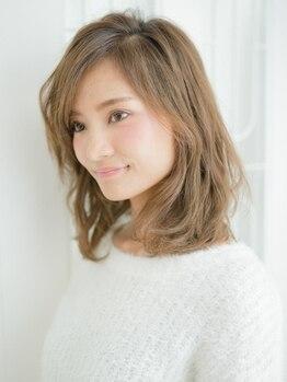 ヘアーメイク ガヤ(hair make Gaya)の写真/夕方から使用できる平日限定クーポンがお得☆21時まで営業してるから仕事帰りにも◎かしこく綺麗になろ♪