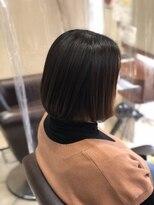パッション 石巻店(PASSION)【KONNO】髪質改善!!艶感ナチュレート
