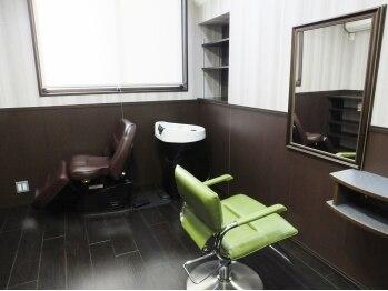 ティオン(TION)の写真/【ゆったり個室サロン♪】M3Dの職人技。しっかりカウンセリング後、Bestな美髪プランをご提案。