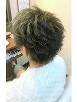 クック ヘアー(Cook Hair)カジュアルショート・カラー01