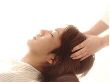 メンズ ウィル バイ スヴェンソン 岡山スタジオ(MEN'S WILL by SVENSON)の雰囲気(専門のプロ技で熟練のマッサージを体験。頭皮ケアと共に癒しを)