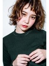 ルーディヘアーブランド(Ludi hair Brand)大人の色気 mini layer Style LUDI羽曳野