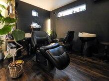 ランプ ヘアスタジオ(LAMP Hair Studio)の雰囲気(くつろぎのひと時を―*)