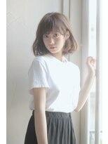 ノットバイベル 大宮(knot by belle)★人気NO.1スタイル★ナチュラフ愛されロブ♪