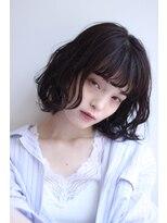 クーヘアードゥエ(COO hair doue)COO デジタルパーマ+ボブスタイル
