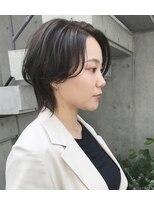 オーク 学芸大学(OAK)☆結べるウルフヘア☆