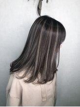 コジック ヘアアンドアイ(Cogic hair & eye)【Cogic】3Dハイライト
