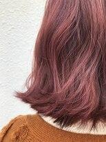 ヘアーサロン リアン 熊谷2号店(hair salon Rien)春におすすめのブリーチカラー