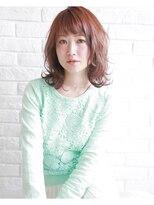 リリィ ヘアデザイン(LiLy hair design)LiLy hair ◇ ラベンダーブラウンミディアム