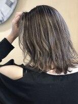 Hairlaboash☆3Dメッシュカラー♪