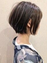 キャメル 平井店(Hair&Nail CAMEL)可愛い×大人×小顔×ショートボブ(CAMEL平井)