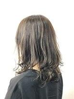 フレア ヘア サロン(FLEAR hair salon)コントラスト☆外国人風3Dカラー