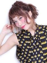 ミント ラックスビー なんば店(MINT LUXBE)カジュアルヘアセット★【MINT LUXBE】