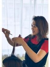 シスコ ヘア デザイン(Scisco hair design)犬塚 里加