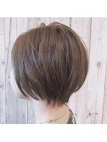ルアナヘアーアンドスパ(Luana hair&spa)大人ショートヘア