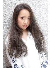 オーストヘアーセントラル(Aust hair central)【Aust】ノーバング☆ニュアンスロング