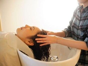ルートヴィッヒ(Ludwig)の写真/【大人気!!リピーター続出!!】髪をキレイにする秘訣は地肌ケアから!至福のヘッドスパで日頃の疲れを解消─