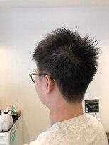 【しんや】短髪メンズ×刈り上げスタイル