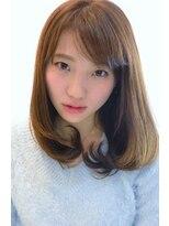 アトリエ ドングリ(Atelier Donguri)『髪質改善』milky beige