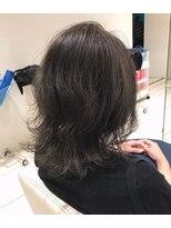 【MODE K's Lien】カジュアル☆ショート☆レイヤーカット オン眉