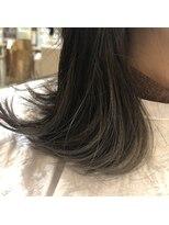 ヘアーエスクール 本店(hair S.COEUR)インナーカラー☆