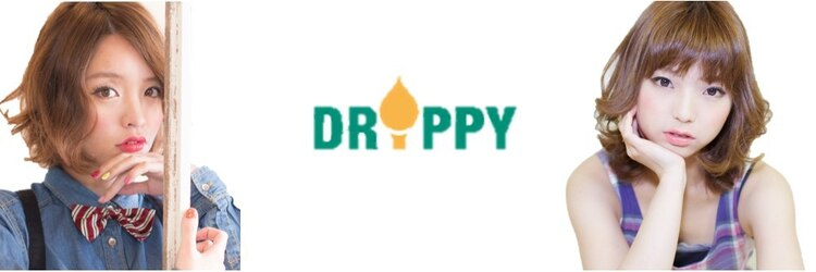 ドリッピー(DRiPPY)のサロンヘッダー