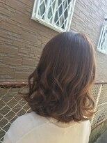 髪の美院 シャルマン ビューティー クリニック(Charmant Beauty Clinic)ベージュカラー