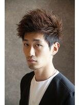 ヴィー ヘアー ファッション バー(VII hair.fashion.bar)「VII hair」アシンメトリーショート1