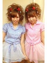 セットサロンエース(Set salon Ace)双子コーデ☆★☆