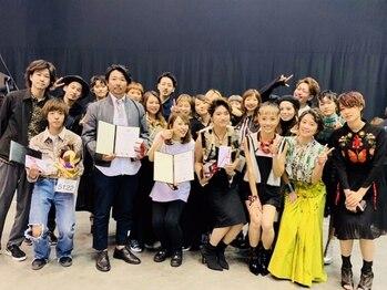 フェイバー(FAVOR)の写真/西日本最大級のコンテストASIA BEAUTY CONGRESSで5年連続FAVORから受賞者あり☆!!