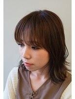 レックス コル(REX COR)前髪/シースルーバング/ボブ/オイル/ウェット/