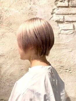 ヘアダイニング ボア(hair dining BoA's)の写真/柔らかい髪の動きまで表現する上質カットで可愛くまとまる優秀ヘアへ!乾かすだけでサロン帰りの仕上がりに!