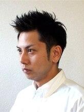 ゼロ ヘアー(ZERO HAIR)スタイリング簡単!ビジネスカット!