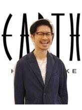 アース 大井町店(HAIR & MAKE EARTH)久保田 圭