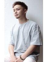 アイリーヘアデザイン(IRIE HAIR DESIGN)【IRIE HAIR赤坂】ビジネスマン人気×短髪×フェードスタイル